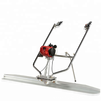 Laser control surface finishing honda aluminum vibratory screed FED-35