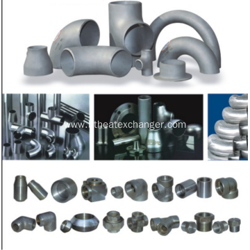 Flanges and Pipe Fittings