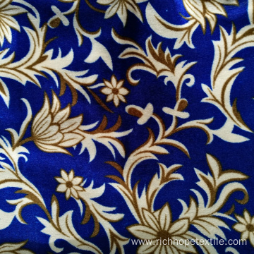 Good Quality Polyester Print Stretch African Textile Fabric