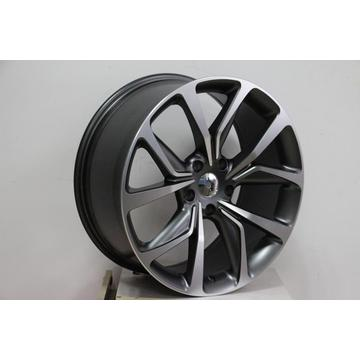 Replica 19inch Fully and Machined face alloy wheel
