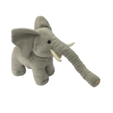 Plush Elephant Long Nose