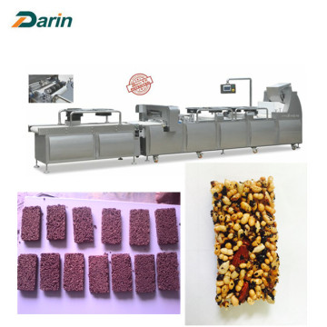 Energy Granola Snack Bar Making Machine