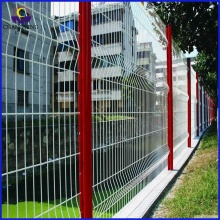 PVC Coated welded Triangle Fence