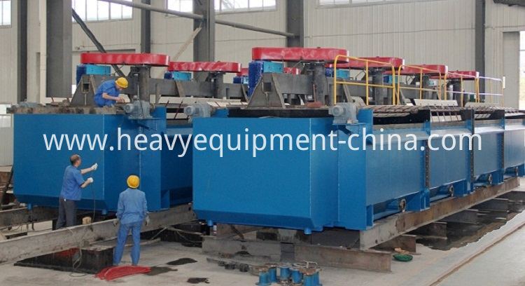 Gold Ore Flotation Machine For Sale