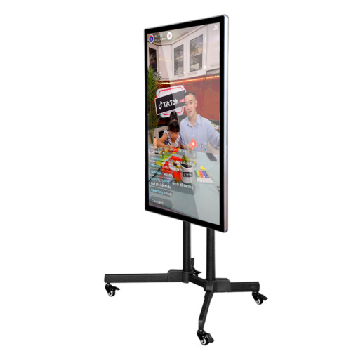 Celebrities mobile live stream wireless projection screen