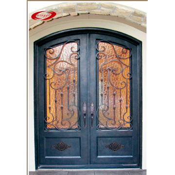 Villa Front Entrance Door