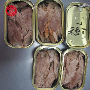 Canned Tuna Loin In Vegetable Oil 120g