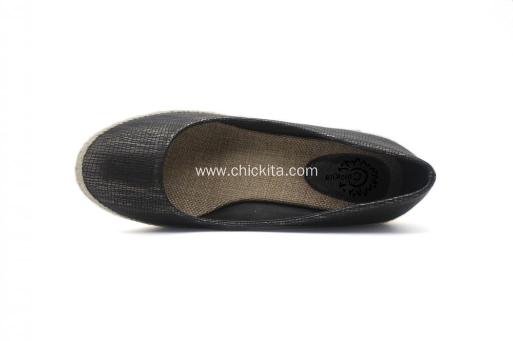 New Design Hemp Outsole  Slip On Shoes