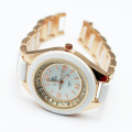 shadow ring diamante watch for women