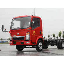 Light Duty Trucks Sinotruk Howo 5 Tons ZZ1047D3815C145