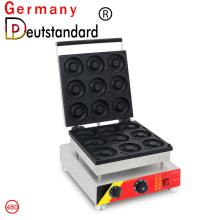 High quality 9 donut maker machine with CE
