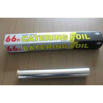 Customized Household Food Grade Aluminum Foil Roll