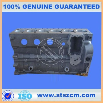 komatsu cylinder block ass'y 6205-21-1504 for SAA4D95LE-3