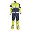 안전 의류 Aramid Fire Retardant Suit Coverall