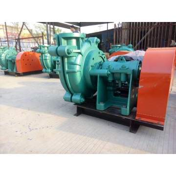 Type ZJ High Head Slurry Mining Pumps