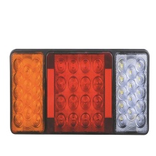 24V 44LEDs Truck IP67 WaterProof Light for Truck