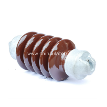 Porcelain Long Rod Insulators of Electricity