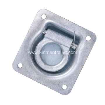 Square Flip O Ring Tie Down Anchor