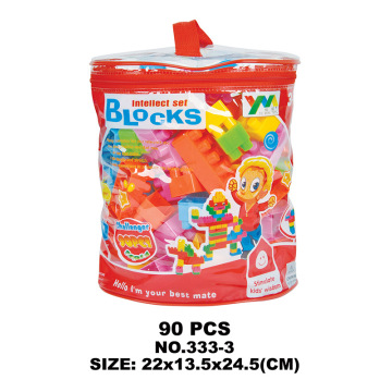 Yuming building blocks 90PCS