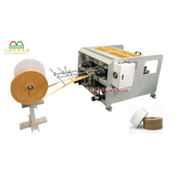 Fully Automatic Paper Rope Manufacturing Machine
