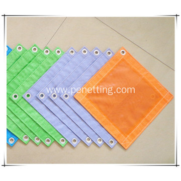 130g construction safety net & pvc mesh sheet