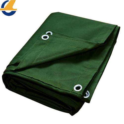 Cotton Canvas Shelter Tarps for Shade