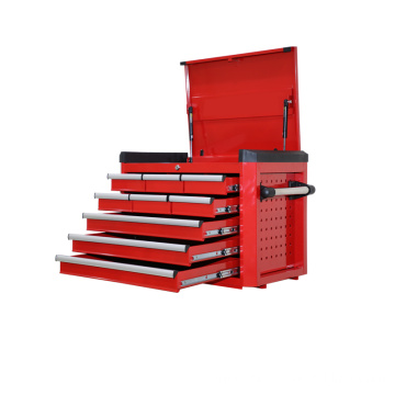 Metal Red Tool Box
