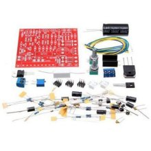 0-30V 2mA-3A adjustable DC regulated power supply laboratory power supply short circuit current limit protection DIY kit