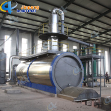 Lub Oil Purifier Equipment Distillation Plant