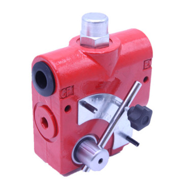 manual flow control valves