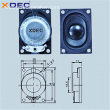 Dynamic 2840 8ohm 1w micro pc speaker
