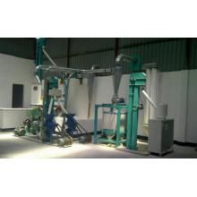 5 tonne maize flour milling machine