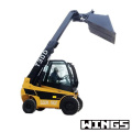 Telescopic Forklift Truck 3 tons 01
