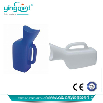 Female Plastic Urine Container