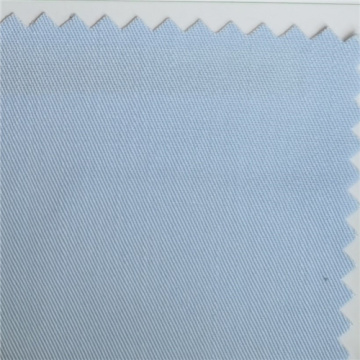 Uniform Poly Cotton Twill Shirt Fabric 150Gsm