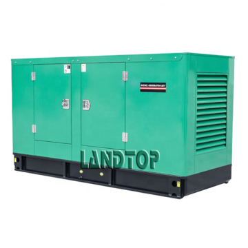 50kva Perkins diesel generator with canopy for sale