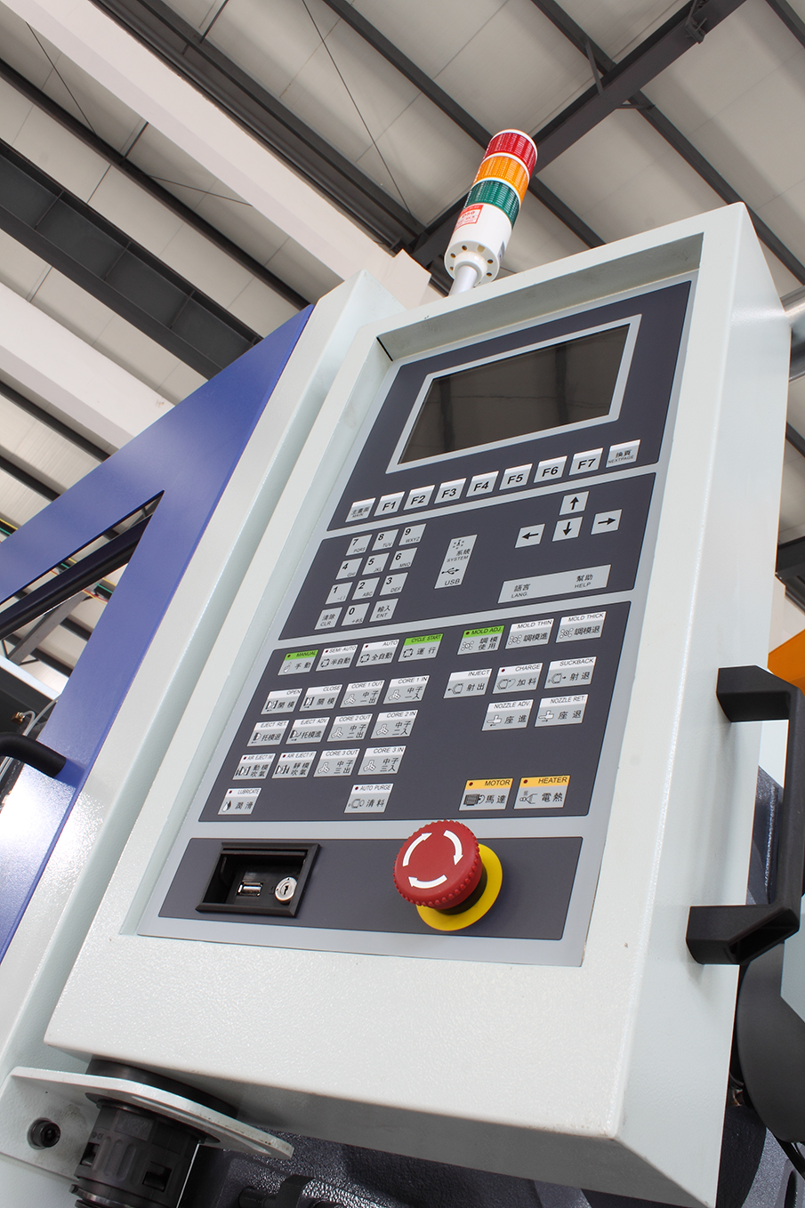 Best PLC Controller for Injection Moldnig Machine