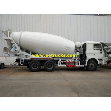 SHACMAN 12cbm Ready Mixed Concrete Trucks