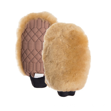 General Purpose lambskin grooming mitt