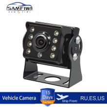 AHD Truck Backup Camera IR Night Vision Waterproof Vehicle Rear View Camera Auto Backup Monitor Universal For Motorhome Trailer
