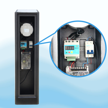 bluetooth access control boom barrier gate