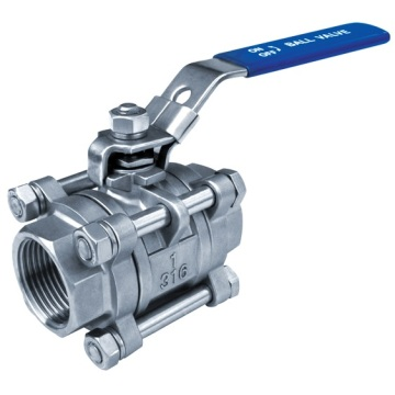 Stainless Steel Ball Valves 3PC Type