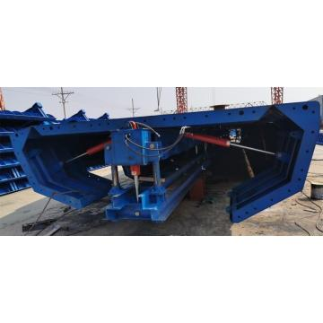 Precast Concrete Mould System- Hydraulic Box Girder Formwork