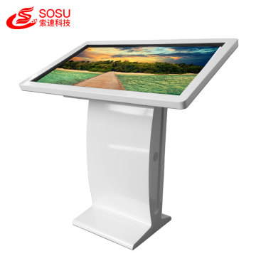 Latest  display monitor touch screen kiosk