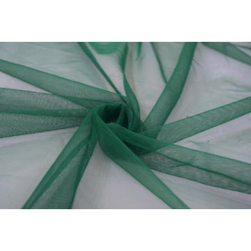 100% Polyester Green Mesh Fabric