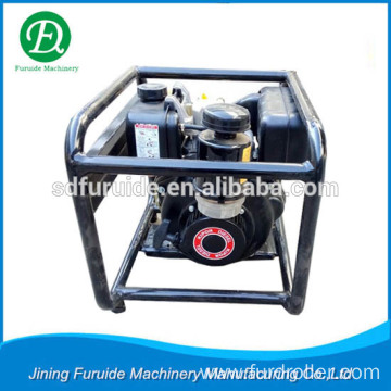 small portable honda engine concrete table vibrator with diesel engine