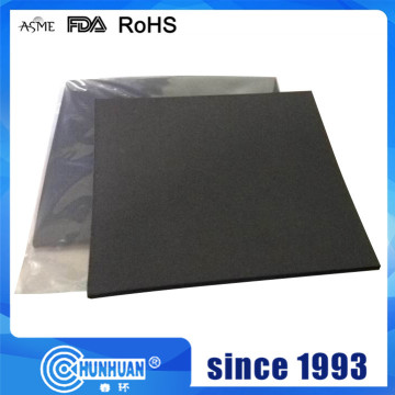 Filled Carbon / Graphite /Black PTFE Sheet