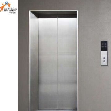 Microcomputer Control Passenger Elevator with High Quality
