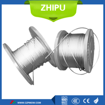 Dia3.0 Tungsten wire rope for vacuum furnace
