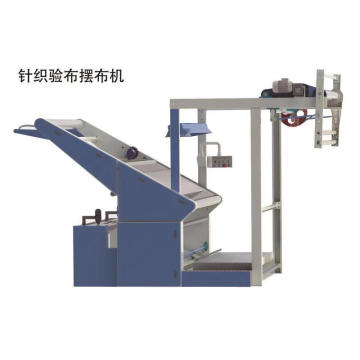 Fabric Inspection Rolling Plaiting Machine